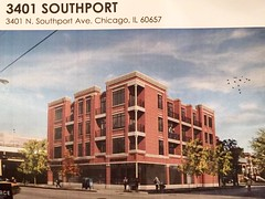 Southport's proposed TOD (southportcorridorchicago) Tags: city urban chicago retail shopping corridor neighborhood cubs wrigley lakeview southport wrigleyville southportcorridor