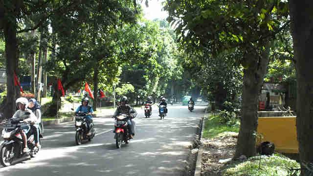 Jalan Ahmad Yani