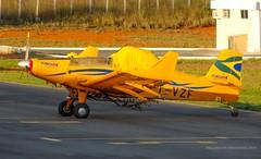 PT-VZF, IPANEMA (wellingtonfrancisco) Tags: ptvzf ipanema aeroporto de patos minas