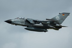 Tornado ECR | 46+50 | TLG51 (Nick Collins Photography, Thanks for 2 million vie) Tags: tornado ecr 4650 tlg51 schleswig air base german germany riat fairford aircraft airshow aviation flying military canon 7dmk2 500mm fastjet