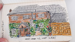 20160718_182546 (carolalvarezmontesinos) Tags: wirral westkirby skech guesthouses urbansketchers ruralsketchers