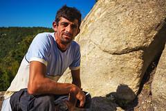 Orhan (Manol Z. Manolov) Tags: orhan perperikon bulgaria travel tourism ancient history easterneurope portrait man person face nature photography manolmanolov kardzhali
