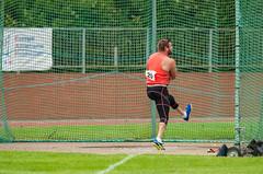 DSC_7580 (Adrian Royle) Tags: people field sport athletics jump jumping nikon track action stadium running run runners athletes sprint leap throw loughborough throwing loughboroughuniversity loughboroughsport