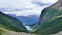Plain of Six Glaciers Trail. Lake Louise, Banff National Park, Alberta Canada (renedrivers) Tags: plainofsixglacierstraillakelouise banffnationalpark albertacanada rchan415 renedrivers canada alberta rockymountain nature landscapes