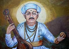 Sant Tukārām (Shrimaitreya) Tags: tukaram tuka sant varkari warkari india maharashtra maharashtrian man saint poet mystic vitthala vithoba god religion pune hindu hinduism