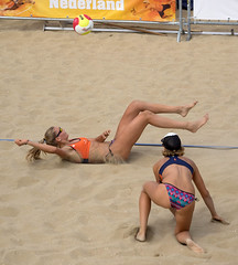 17240344 (roel.ubels) Tags: nk finale beachvolleybal beachvolleyball volleybal volleyball beach scheveningen 2016 nederlands kampioenschap sport topsport