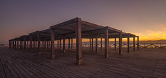 AMP_7499_1 (Amparo Hervella) Tags: deltadelebro espaa spain atardecer sunset puestadesol paisaje landscape largaexposicin longexposure d7000 nikon nikond7000 comunidadespaola wewanttobefree
