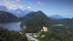 Hohenschwangau (joseph_donnelly) Tags: hohenschwangau bayern bavaria germany deutschland castle schloss alps berge alpen lake see