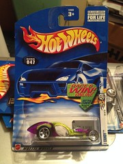 I Candy (Clear Window) (JeromeG111) Tags: 2002 hotwheels showgo firsteditions icandy iphone4s