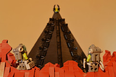 Dark Pyramid (paddybricksplitter) Tags: lego space alien