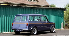 Mini Clubman Estate 1100 1977 (XBXG) Tags: 17st48 mini clubman estate 1100 1977 stationcar break stationwagen station wagon woerden nederland holland netherlands paysbas vintage old classic british car auto automobile voiture ancienne anglaise uk engeland england