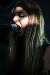 GIUNGLA 25  stefano masselli (stefano masselli) Tags: giungla emanuela dei stefano masselli rock live concert music girl guitar singer festival moderno circolo magnolia segrate milano radar band