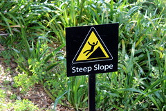 A walk around Hythe (Davydutchy) Tags: hythe kent uk truk tatra register walk wandeling spaziergang sign steep slope churchhill july 2016
