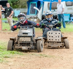 Mower Racing (Jon Sharp) Tags: mower racing boconnoc steam fair cornwall nikon d3 28300mm lens