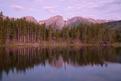 Sprague Lake- Rocky Mountain National Park, Colorado (Mike Keller Photo) Tags: rmnp spraguelake rockymountainnationalpark lakes colorado