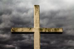A Ira (leocsaad) Tags: nuvem cu cruz jesus lord deus cidade de so sebastio centro chuva tempestade wrath god