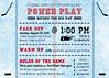 Hockey Bridal Shower Invitation3 (maddieandmarry) Tags: powerplay sports bridalshower invitatoin icerink blue red faceoff team logo fan game sticks puck love
