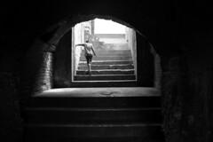 Into the Light (Paul Newbon) Tags: arles france provence blackandwhite