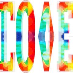 Love (soniaadammurray - OFF) Tags: digitalphotography manipulated experimental abstract love quote oscarwilde