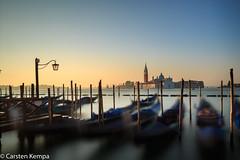 View to San Giorgio Maggiore (ck1berlin) Tags: venezia sangiorgiomaggiore venice sunrise italy italia