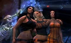 The DarkRoses Coven Girls (Geey) Tags: lageeny maitrey catwa qpose lc clothing bijou couture