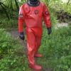 Thor-Bach5868b (Kanalgummi) Tags: rubber gloves gummihandschuhe gummianzug drysuit trockenanzug sewer worker égoutier kanalarbeiter