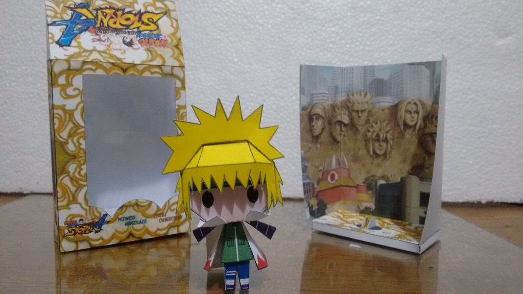 the world s most recently posted photos of naruto and papercraft