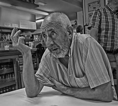 retrato. (Luis M) Tags: retrato blancoynegro monocromtico escenasdelavida