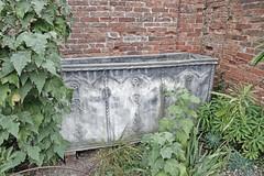 High Key - Low Key (Damien Walmsley) Tags: highkey water tank garden packwoodhouse wall metal nationaltrust