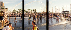 Waterfront Park San Diego at CRSSD 2015 (warmweatheronly1) Tags: 35mm canon san shot kodak diego frame half tele sure fest portra 800 canoscan multi markii 9000f crssd