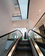 linien-flächen-töne-  -3499 (clickraa) Tags: architecture licht und u artists architektur emerging schatten dortmund treppenhaus lichtundschatten treppenhäuser rolltreppen dortmunderu udortmund
