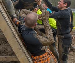 Helping Hands 4 (stevefge) Tags: people netherlands sport nijmegen mud nederland viking berendonck strongviking