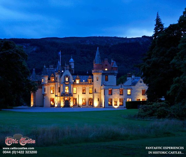 What better place to get married than at Aldourie Castle? I bet there arent many people who can say they had the Loch Ness Monster attend their ceremony! http://ift.tt/108KJhC