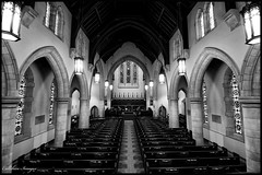 View from the Choir Loft (CallihanImages) Tags: blackandwhite bw white black church canon pennsylvania warren 10mm warrencounty 70d firstunitedmethodistchurch canoneos70d canon70d efs1018mmf4556isstm efs1018mm