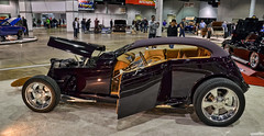 Fearless (Chad Horwedel) Tags: classic ford car illinois rosemont custom fearless worldofwheels 1935ford