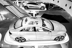 (Raoul Raffael Rehfeldt) Tags: bw white black building art cars car museum canon eos mercedes benz design foto fotografie stuttgart kunst mercedesbenz architektur sw autos gebude schwarz futuristic beton raoul zukunft weis raffael 600d rehfeldt rrrdesign