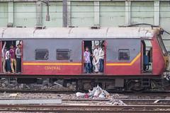 Mumbai Central Train