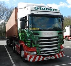 PN12WLA H6488 Eddie Stobart Scania 'Linda' (graham19492000) Tags: linda eddie scania stobart eddiestobart h6488 pn12wla