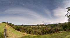 As Far As The Eye Can See (duncan_mclean) Tags: trees panorama beautiful field rural fence landscape view farm pano land vista fields farmer tutukaka