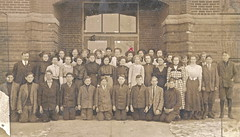 School In Mooreland, Indiana (Namey McNamerson) Tags: school walter marie john collier paul arthur moody katy williams mr martha howard johnson indiana charles nelson william marion grace harley teacher louise hazel lilly homer cox patterson raymond priest meter harris ruth lydia van ruby brady pugsley dickerson edith ralph meyers lillian harding esta mcfarland koons phyllis dion josiah marian stout mable myers ethel parkinson hoofer hiatt ralphy moreland applegate yingling meeter mooreland warfel parkerson russey boxell mcwhirt irvil mckeeley fressler