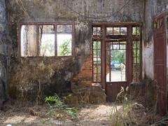 Altes Schulhaus auf Don Khong