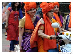 Gudi Padwa Celebration (Swagat Yatra) 2015 at Dombivli (Raman_Rambo) Tags: new ladies horse music festival lady sunrise drums year festivals celebration celebrations drummer biker maharashtra festivities happynewyear horseriding rangoli nashik gudi dhol dombivli dombivali jhansikirani padwa ranilaxmibai dombivlikar ramansharmadombivli