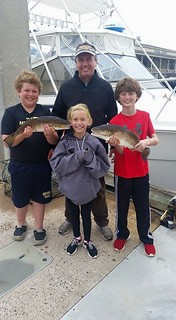 Family Friendly fishing charters Amelia Island- AC Charters