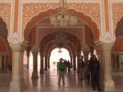 City Palace, Jaipur (Aidan McRae Thomson) Tags: india architecture palace jaipur citypalace