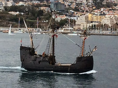 "Madeira galleon • <a style=""font-size:0.8em;"" href=""http://www.flickr.com/photos/91148983@N00/16869963690/"" target=""_blank"">View on Flickr</a>"