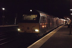67013 at Leamington Spa (Karel1999 Over a Million views ,many thanks) Tags: zug trains locomotives chiltern vlak 67013