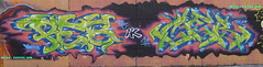 Pes & Cer (The_Real_Sneak) Tags: streetart graffiti graf ottawa ak urbanart gatineau spraypaint 819 hull graff pes 343 2015 cer 613 akcrew nationalcapitalregion keepsixcom wwwkeepsixcom