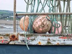 Patch beach, Gwbert, Cardigan. (SARK S-W) Tags: buoyant