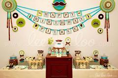 01 - Little Man - Mega Set - B17 (LeeLaaLoo) Tags: birthday boy party food girl beautiful diy awesome decoration birthdayparty best littleman mustache ideas supply printable