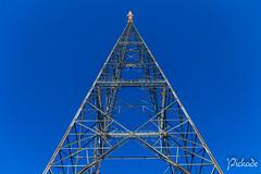 Suizid- Tower (P I C K A D E) Tags: magdeburg deu ard abstrakt dvbt sendemast suizid sachsenanhalt lostplaces galerien urbexer